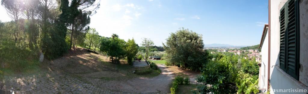 Outside Panorama